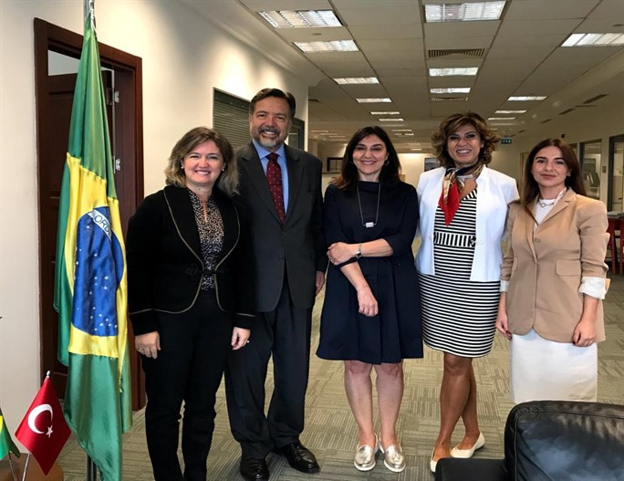 A Visit to Consulate General of Brazil