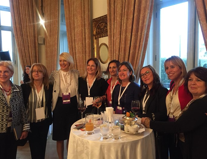 KAGİDER Board Member Itır Aykut delivered a speech in Women in Renewable Energy (Wire) event hosted by Canada Istanbul Consulate General